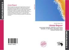 Capa do livro de Josep Seguer