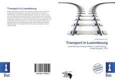 Borítókép a  Transport in Luxembourg - hoz