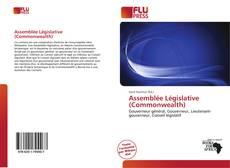 Assemblée Législative (Commonwealth)的封面