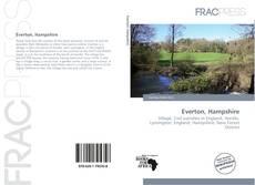 Capa do livro de Everton, Hampshire
