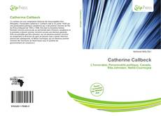 Catherine Callbeck的封面