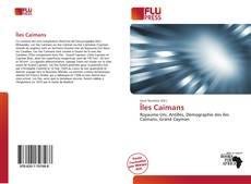 Bookcover of Îles Caïmans