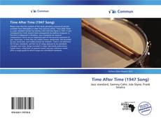 Copertina di Time After Time (1947 Song)
