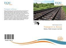 Borítókép a  Transport in Kenya - hoz