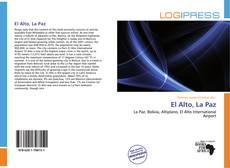 Portada del libro de El Alto, La Paz