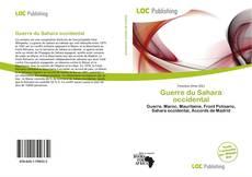 Bookcover of Guerre du Sahara occidental