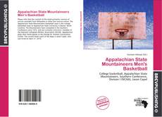 Bookcover of Appalachian State Mountaineers Men's Basketball