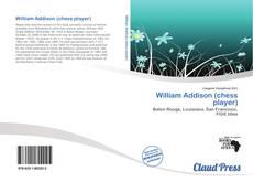Couverture de William Addison (chess player)