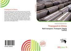 Copertina di Transport in China