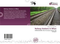 Bookcover of Railway Stations in Milan