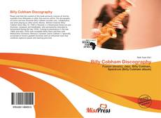 Billy Cobham Discography kitap kapağı