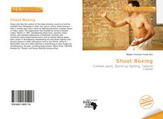 Bookcover of Shoot Boxing
