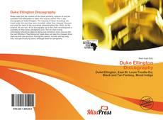 Обложка Duke Ellington Discography