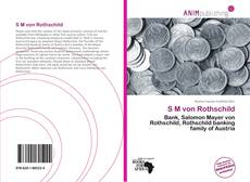 Bookcover of S M von Rothschild