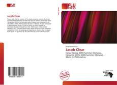 Bookcover of Jacob Clear