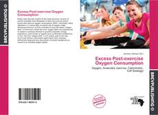 Bookcover of Excess Post-exercise Oxygen Consumption