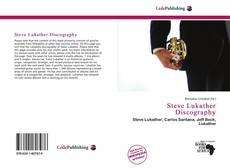 Steve Lukather Discography的封面