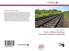 Bookcover of Trans-Gabon Railway