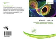 Bookcover of Norbert Lammert