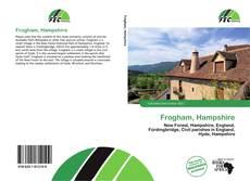 Buchcover von Frogham, Hampshire