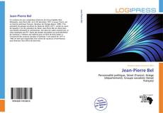Bookcover of Jean-Pierre Bel