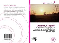 Bookcover of Greatham, Hampshire