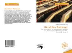 Portada del libro de Ukrainian Railways