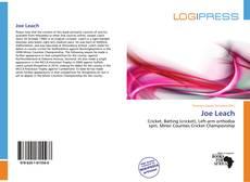 Capa do livro de Joe Leach