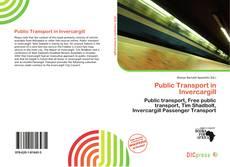 Borítókép a  Public Transport in Invercargill - hoz