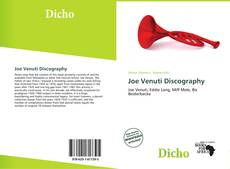 Bookcover of Joe Venuti Discography