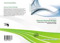 Bookcover of Chacao Channel Bridge