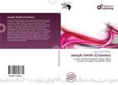 Joseph Smith (Cricketer) kitap kapağı