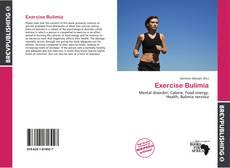 Copertina di Exercise Bulimia
