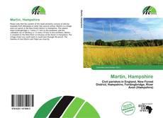 Bookcover of Martin, Hampshire