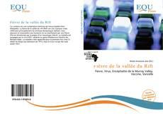 Bookcover of Fièvre de la vallée du Rift