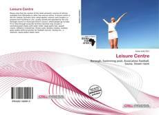 Обложка Leisure Centre