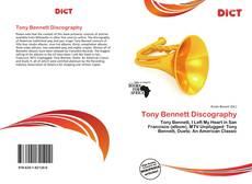 Bookcover of Tony Bennett Discography