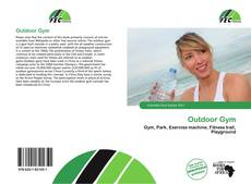 Bookcover of Outdoor Gym