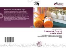 Bookcover of Pneumonie franche lobaire aiguë