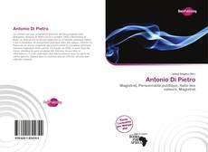 Portada del libro de Antonio Di Pietro