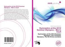 Borítókép a  Gymnastics at the 2012 Summer Olympics – Men's Vault - hoz