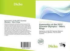 Borítókép a  Gymnastics at the 2012 Summer Olympics – Men's Rings - hoz