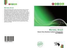 Bookcover of Marabá, Brazil