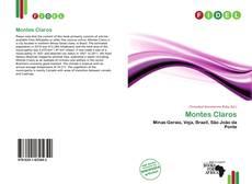 Bookcover of Montes Claros