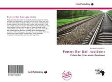 Bookcover of Potters Bar Rail Accidents