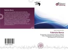 Bookcover of Fabrizio Barca
