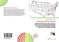 Bookcover of Interlaken, New Jersey