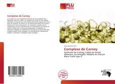 Complexe de Carney kitap kapağı