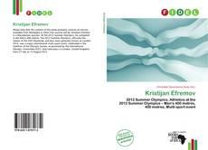 Couverture de Kristijan Efremov