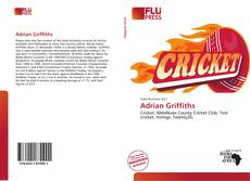 Buchcover von Adrian Griffiths